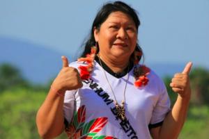 Primeira mulher Indígena é eleita a Deputada Federal no Brasil