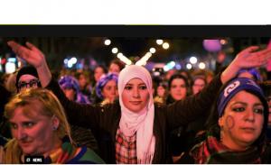 Amnistía Internacional:  Políticas opresivas y sexistas dan impulso a una valiente lucha por los derechos de las mujeres en 2018