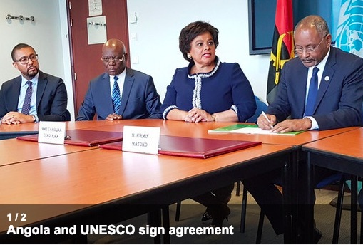 Angola: Bienal da Paz de Luanda leva a debate combate à corrupção