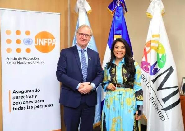 República Dominicana: Juventud y Naciones Unidas promueven cultura de paz en relaciones jóvenes