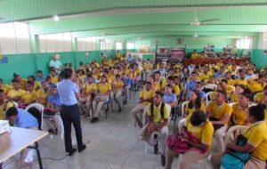 República Dominicana:  Ministerio de Educación dispone fomentar cultura de paz y garantizar seguridad en las escuelas