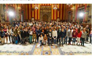 España: Así es como tendría que ser una ciudad de paz según los jóvenes de Barcelona
