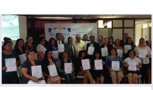 Guatemala: SEPAZ Gradúa a 82 'Multiplicadores de Paz'