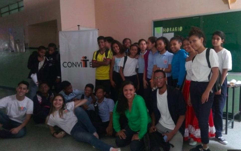 Venezuela: la cultura de la no violencia se replica en Petare