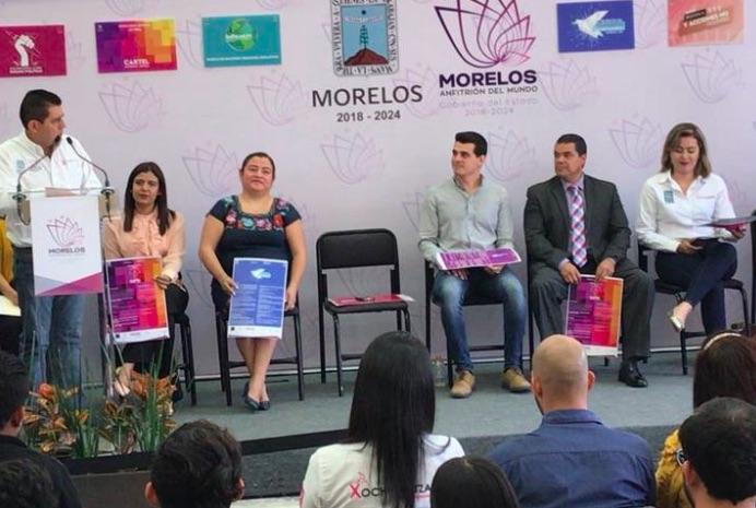 México: Alistan el Congreso por la Paz y la Juventud 2019