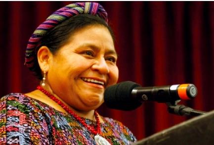 Colombia: Rigoberta Menchú pide al Gobierno que fortalezca el acuerdo de paz