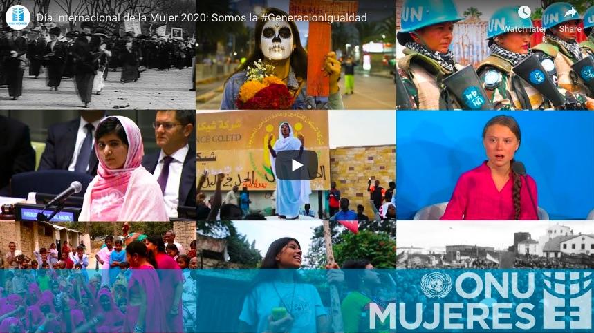 Día Internacional de la Mujer 2020