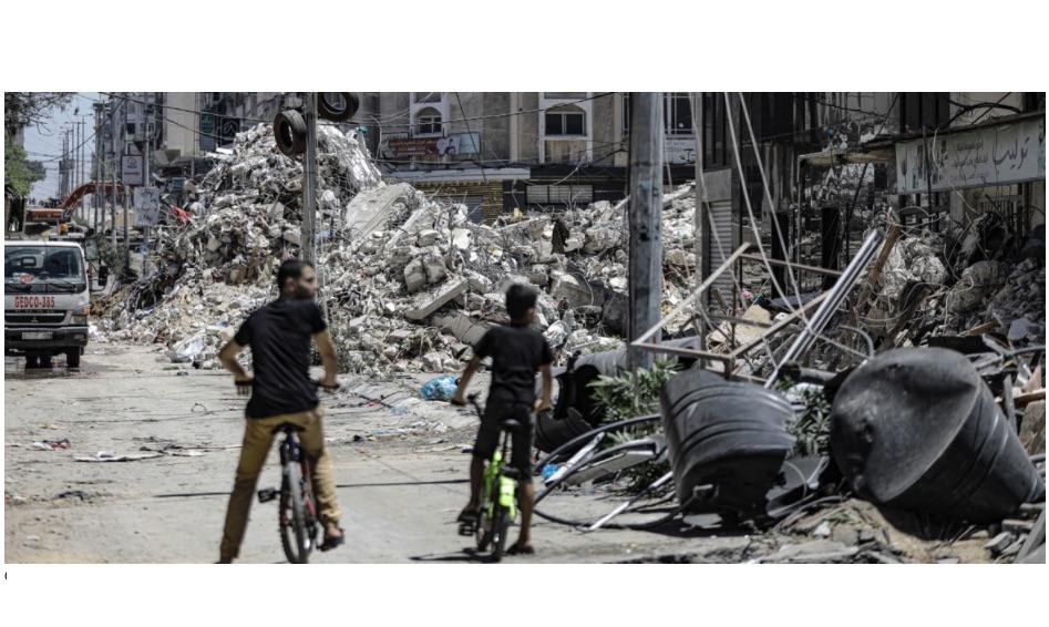 Gaza: El alto el fuego no puede ocultar la destrucción, mientras un grupo de expertos pide una investigación de la CPI