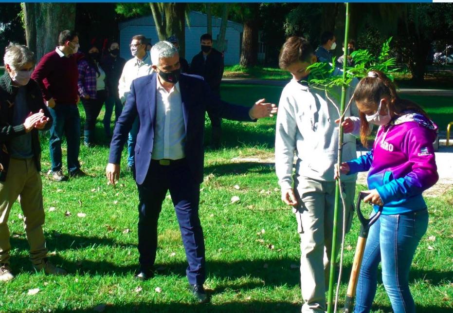 Argentina: Docentes lideran estrategia nacional de Educación Ambiental Integral